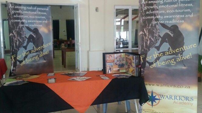 Uplands college career fair