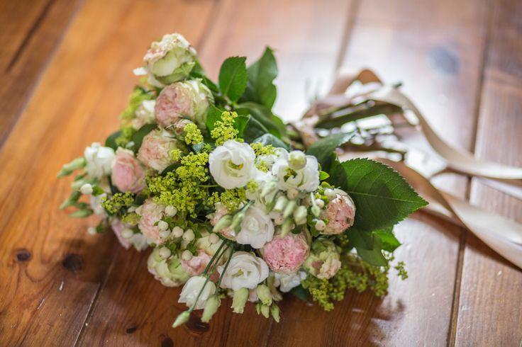 Un mariage champêtre Anglais dans la campagne Française