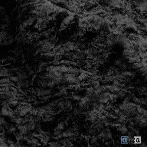 Faux fur ASTER GŁADKI (ASTER GŁADKI to materiał futrzany imitujący futro z karakułów, długość włosa 15 milimetrów, gramatura: 610 +/-30 G/MB).