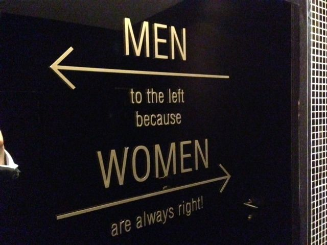 Bathroom Sign Quotes 105 best toilet signs images on pinterest | toilet signs, signage