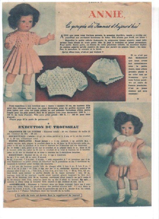 Annie 1952                                                                                                                                                      Plus