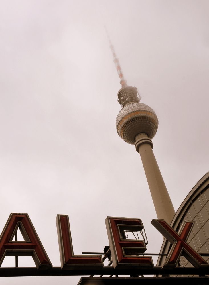 Alexanderplatz - Berlin