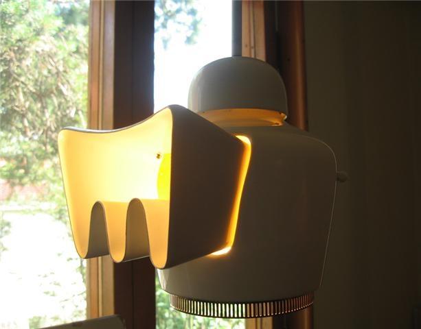 Aalto lamp madness/Helsinki