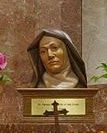 """Today with the Saints August 9: Saint Teresa Benedicta of the Cross •Activity: Read """"Here There is No Why"""" by Rachel Roth, or another book about the Holocaust."""