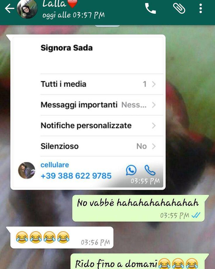 ... ridendo #giosada #whatsapp #chat #lol #cacca #love by cami.pietralunga