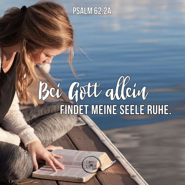 # # Puls ruhig # # Gott Seele # # verseoftheday Psalm   – Impulse