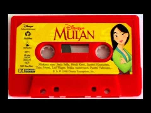 Mulan Musiikkisatu (1998) - YouTube