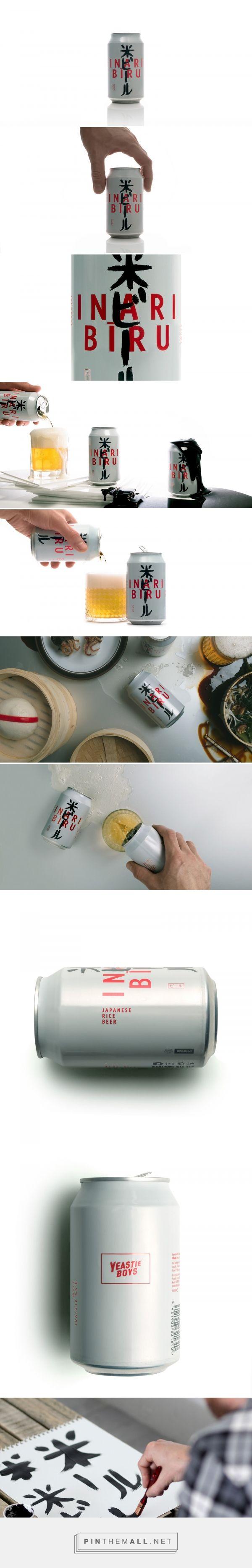 Inari Biru - Packaging of the World - Creative Package Design Gallery - http://www.packagingoftheworld.com/2017/09/inari-biru.html
