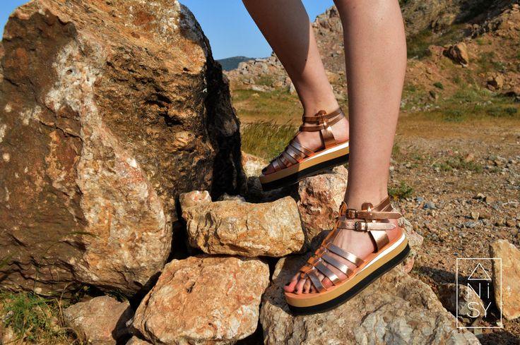pyritis sandal