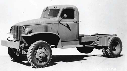1940 Chevy Truck >> Chevrolet 1 1/2 ton 4x4 Cab & Chassis (G7103 | Chevy G506 | Pinterest