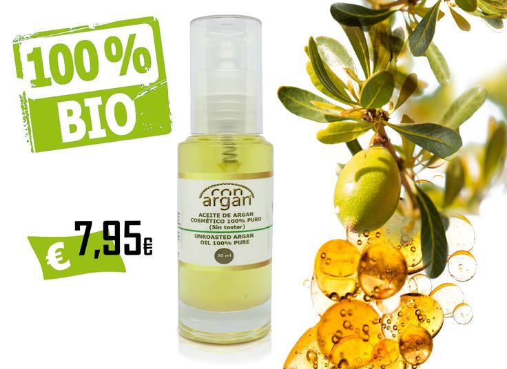 Aceite de Argán Bio, calidad al mejor precio!