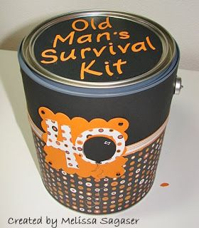 Creative Treasures Old Man S Survival Kit Diy Gifts Birthday