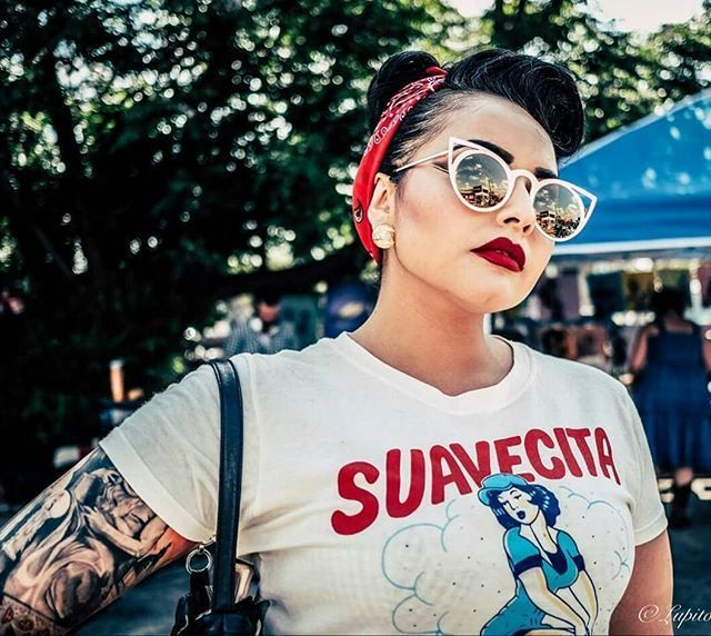 Summer vibes for Rockabillys
