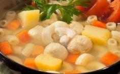 Resep dan cara membuat sayur SOP ayam - http://www.juraganresep.com/resep-sop-ayam/
