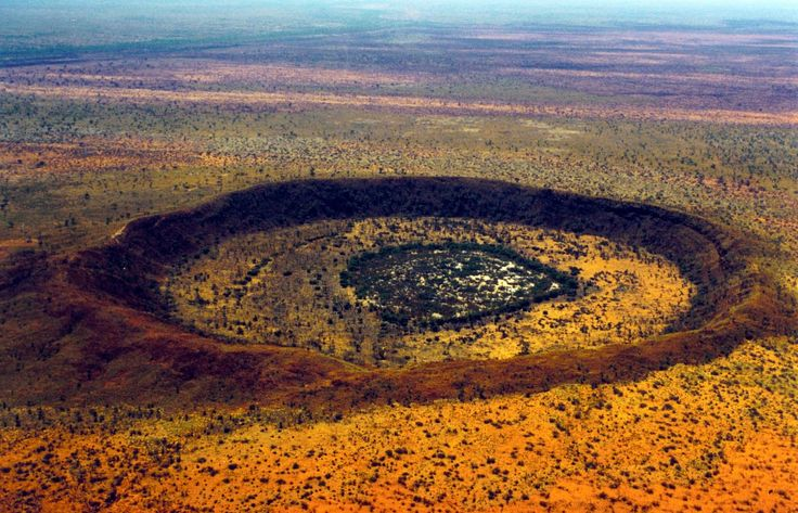 Wolfe Creek Crater, Western Australia. - Explore the World with Travel Nerd Nici, one Country at a Time. http://travelnerdnici.com