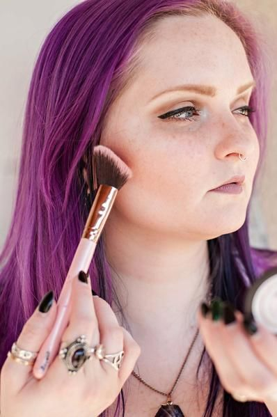 Biscuit Bronze Pressed Matte Mineral Bronzer    Natural   Organic   Green   Beauty   Cosmetics   Bronzer for Light Skin Tones   Vegan
