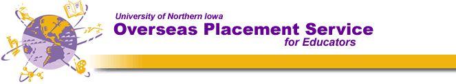 Overseas Placement Service for Educators - job fair Feb 2013