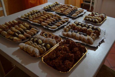 Carrellata di biscotti