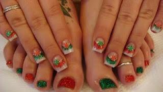 download Holiday Nail Designs 2013