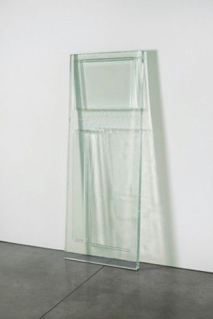 Rachel Whiteread Untitled (Patched Up) 2015 Resin