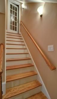 Best 58 Trendy Ideas Enclosed Basement Stairs Ideas Stairs 400 x 300