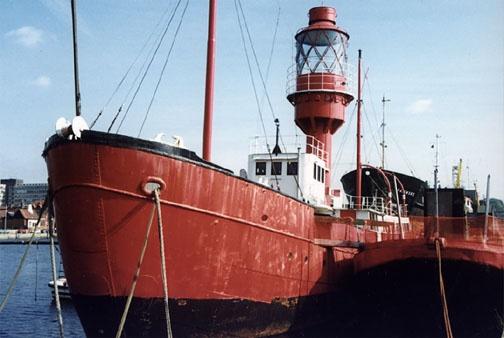 Lightship 80 (Orwell), Hoo, UK