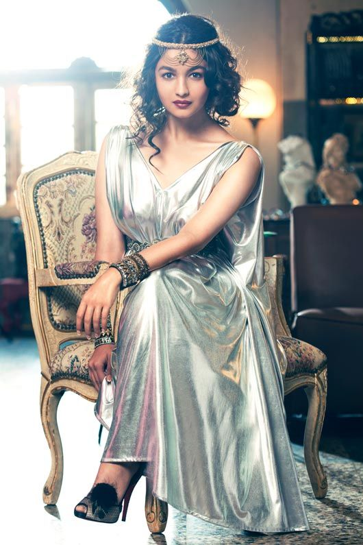 Alia Bhatt - Great Gatsby Photoshoot, 2013