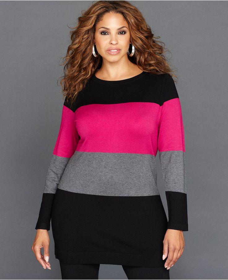 Best 25+ Plus size sweaters ideas on Pinterest   Plus size ...