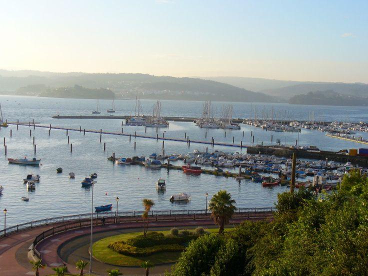Puerto de Sada. (A Coruña). Galicia. Spain.