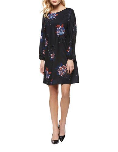 Femme | Femme  | Floral-Print Shift Dress | La Baie D'Hudson