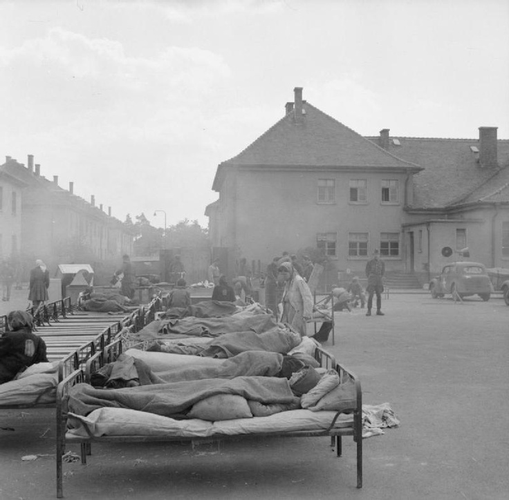 an introduction to the concentration camps of germany during adolf hitlers time While black people in nazi germany were never  compared to a total black population of 20,000-25,000 in germany at the time  under eugenics laws during.