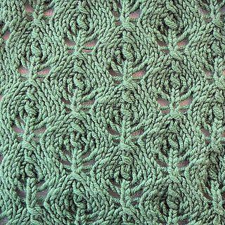 Ravelry: Yarn nouveau FREE knit stitch pattern by Susan Ashcroft