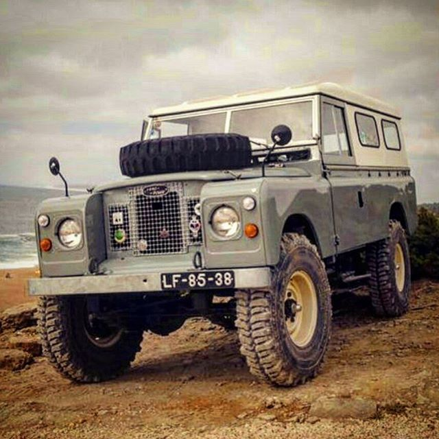 25+ Best Ideas About Landrover Series On Pinterest
