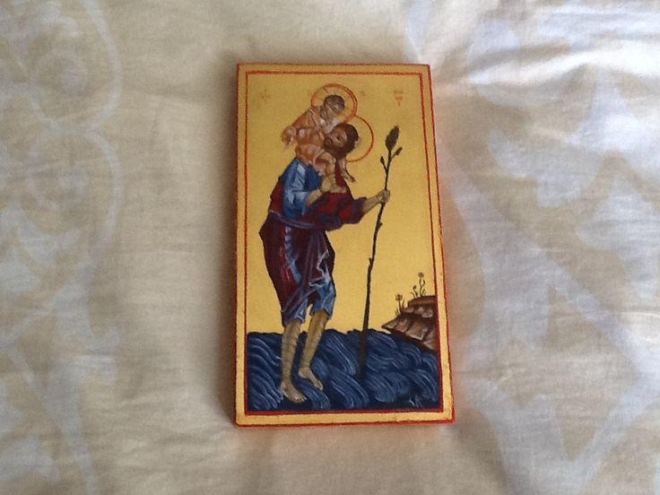 De heilige Christoffel