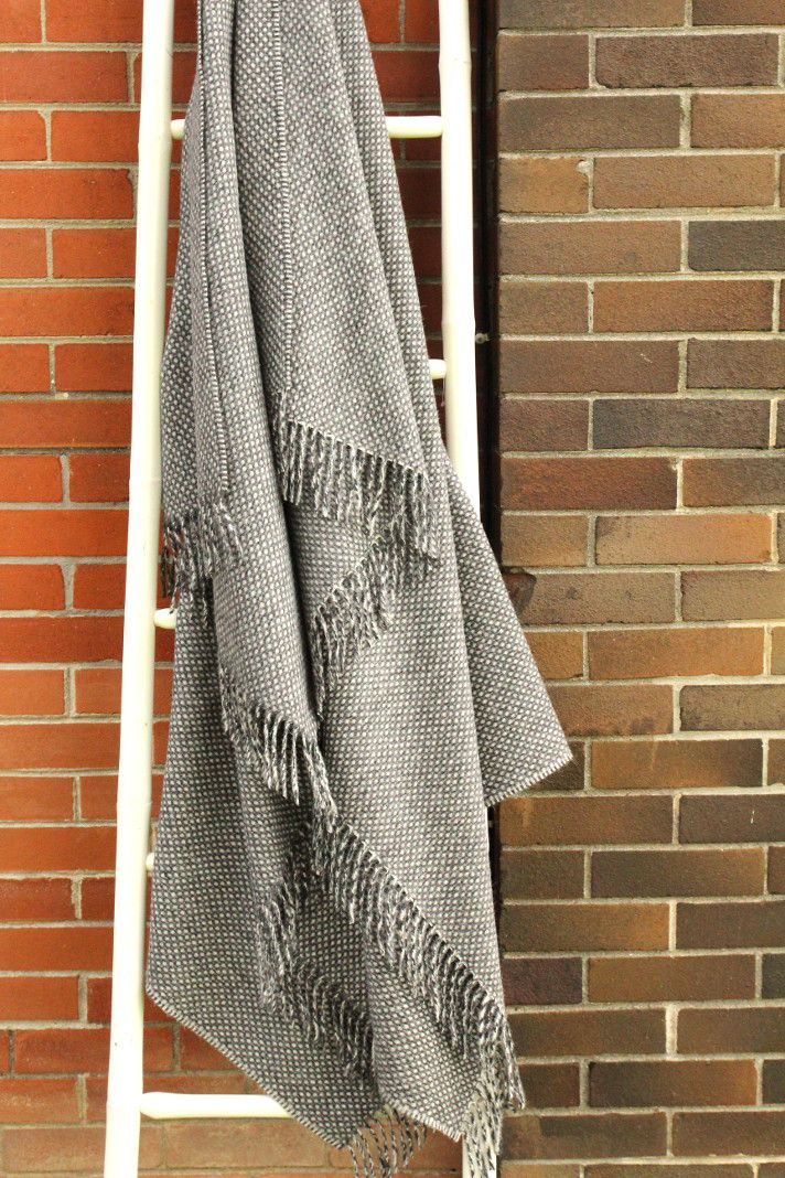 #LinenWay #Throw #Alpaca & Wool Throw #Warm Throw #Modern Throw #Cozy