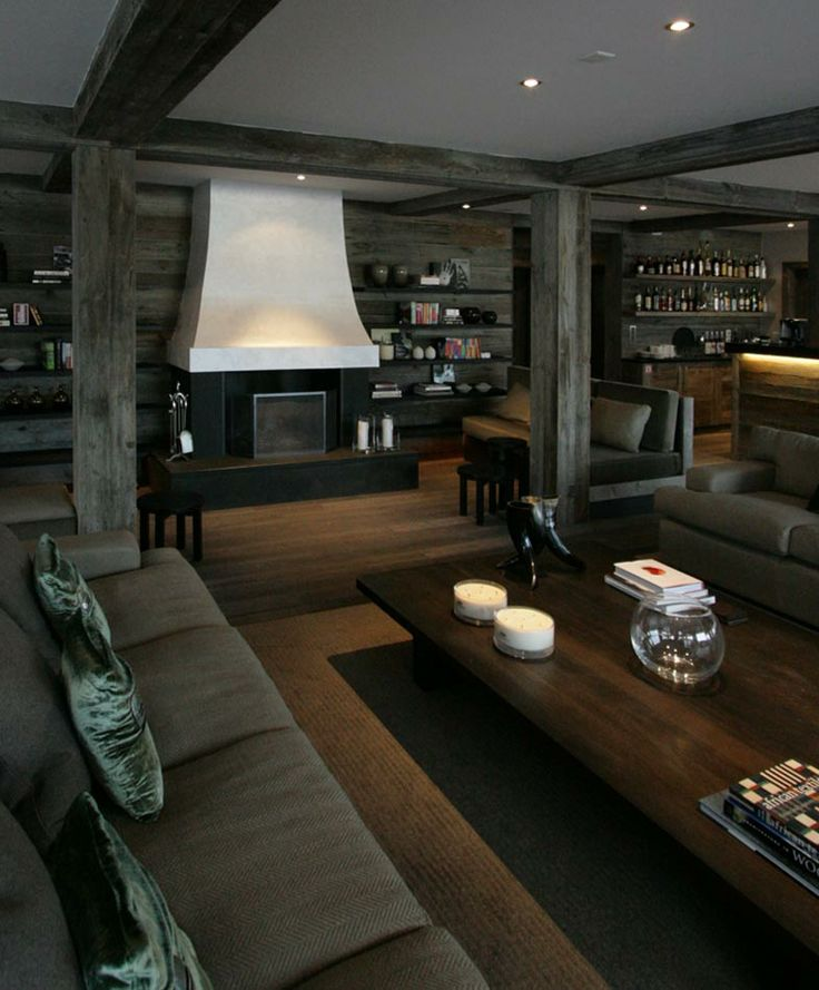 Fiona Barratt Interiors Top Interior DesignersChalet