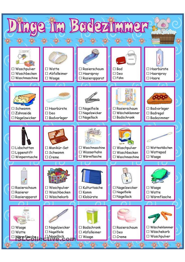 k rperpflege 5 student centered resources printables and worksheets. Black Bedroom Furniture Sets. Home Design Ideas