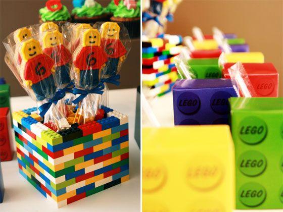 Festa Infantil Lego 08