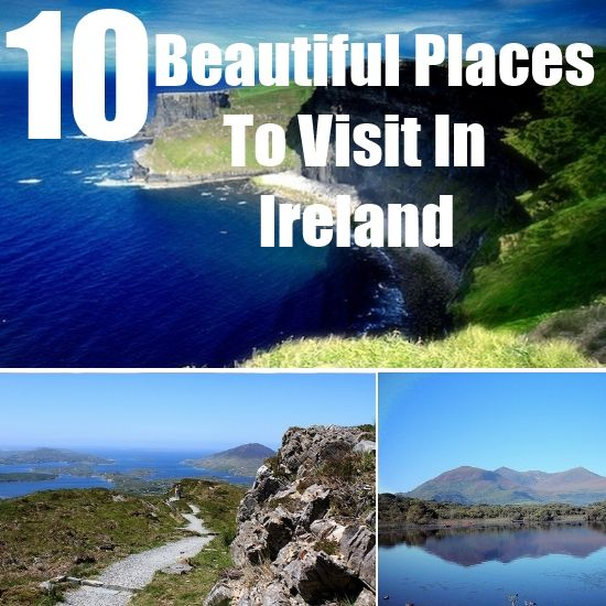 Top 10 Places Visit Houston: 10 Most Beautiful Places To Visit In Ireland