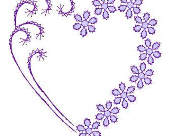Een papieren patroon voor uw favoriete gelegenheid borduren! Steek dit patroon op mooi cardstock en een van een soort wenskaart maken voor degenen die u