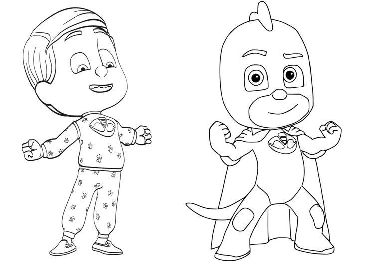 Mejores 14 imágenes de pjmasks, heroes en pijamas para ...