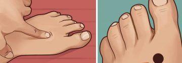 Moeite met slapen? Druk met je wijsvinger op DIT speciale punt op je voeten en het volgende zal gebeuren…..