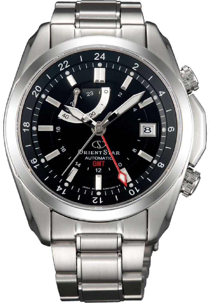 Orient Star Seeker GMT ref SDJ00001B0