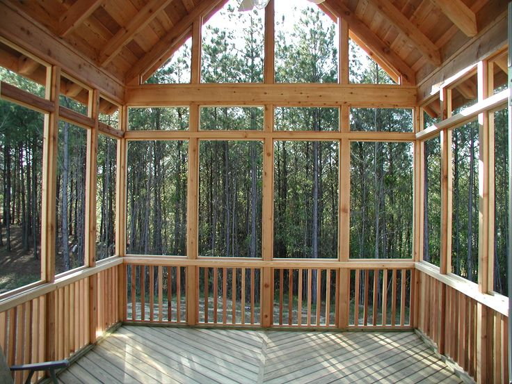 241 best images about screened porches and buildings on Shed with screened porch