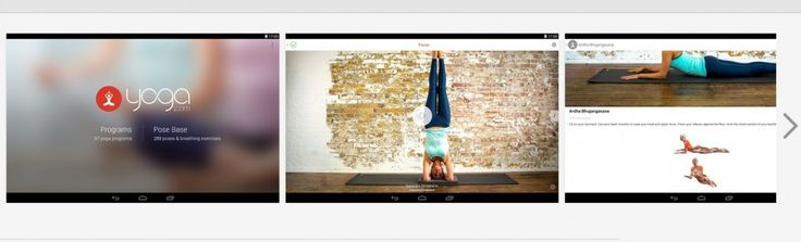 10 Best Android Yoga Apps 2014