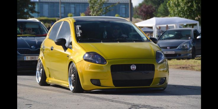 Fiat Grande punto (2009) - Athlon – Tour of the century