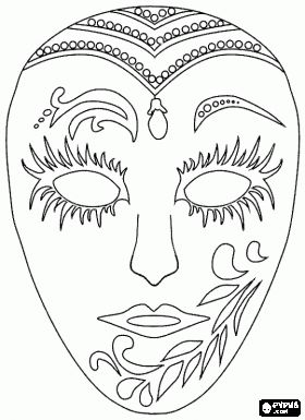 Carnival coloring pages, Carnival coloring book, Carnival printable color pages