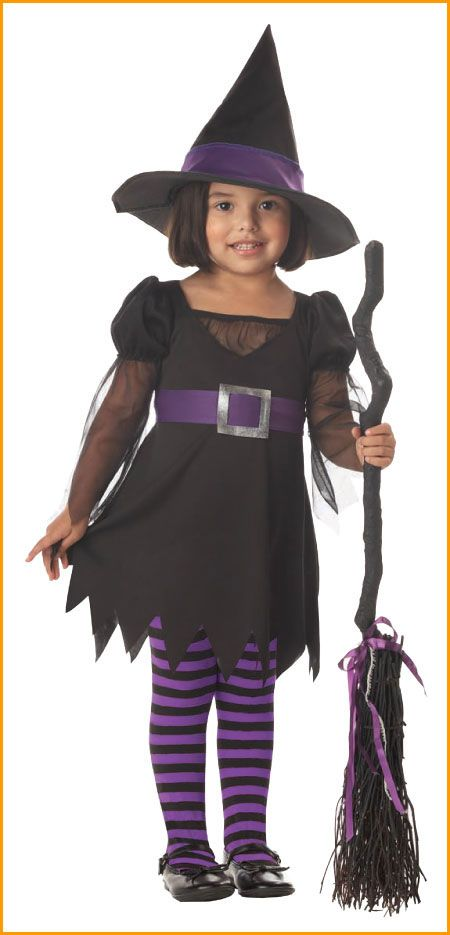 preschool+witch+costume | toddler s witch costumes toddler s classic witch halloween costumes