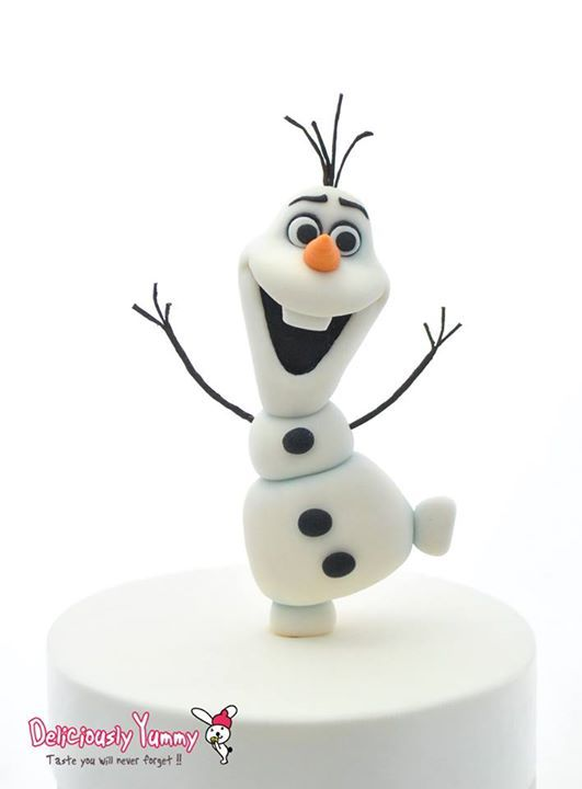 25 best ideas about fondant olaf on pinterest olaf cake frozen fondant cake and frozen cake. Black Bedroom Furniture Sets. Home Design Ideas