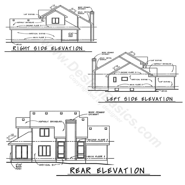 Park Hills 8125   Traditional Home Plan At Design Basics